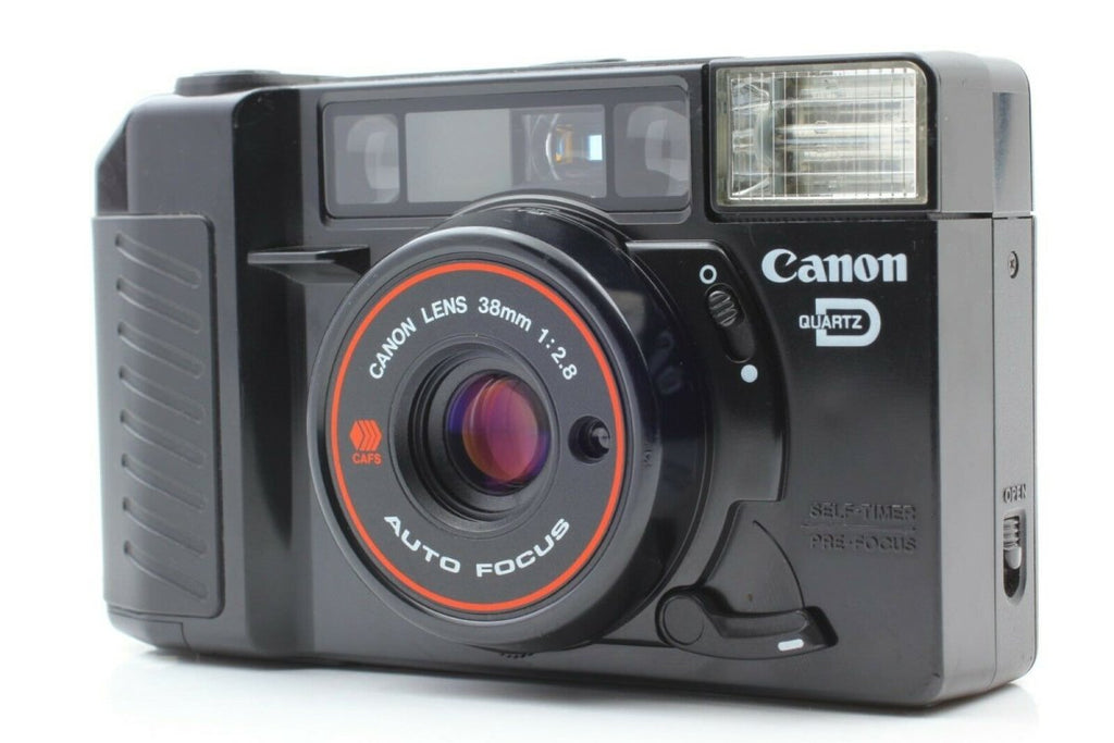 Canon Autoboy Point & Shoot Series
