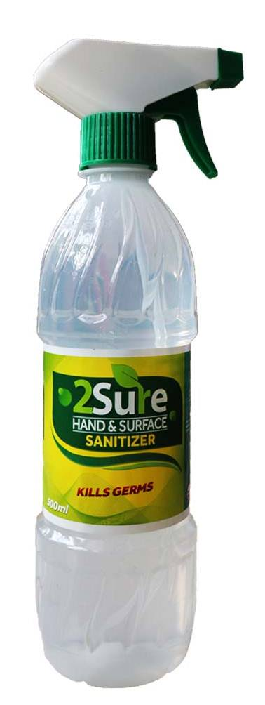 2Sure Hand & Surface Sanitizer