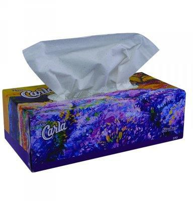 Rose Carla Box Tissue 3Ply
