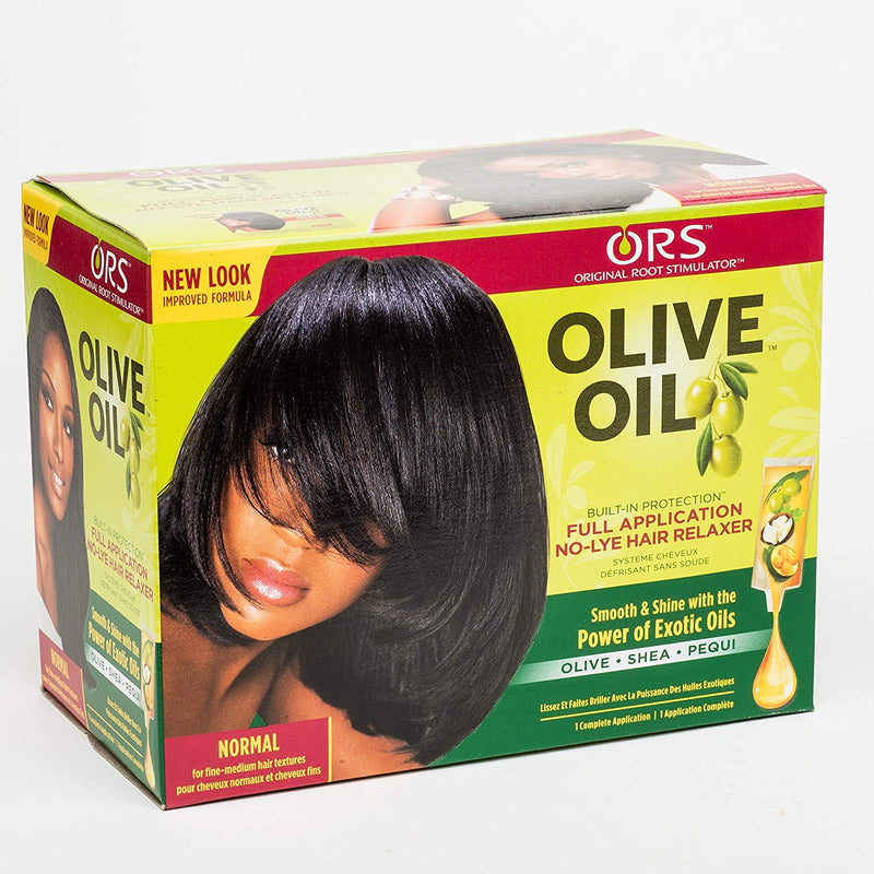 Olive Oil ORS Normal Relaxer x4