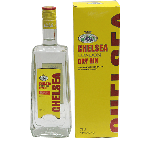 Chelsea Dry Gin 75cl
