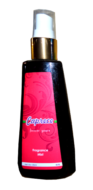 Caprece Fragrance Mist 120ml