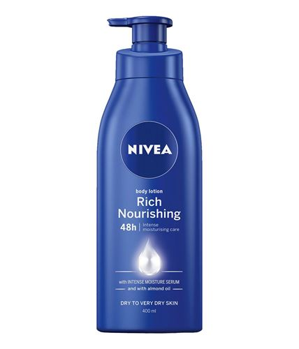Nivea Almond Oil Body Lotion 400ml