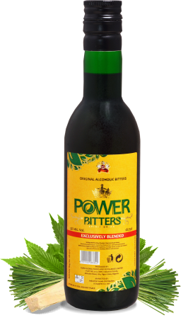 Power Alc Bitters 18.75cl