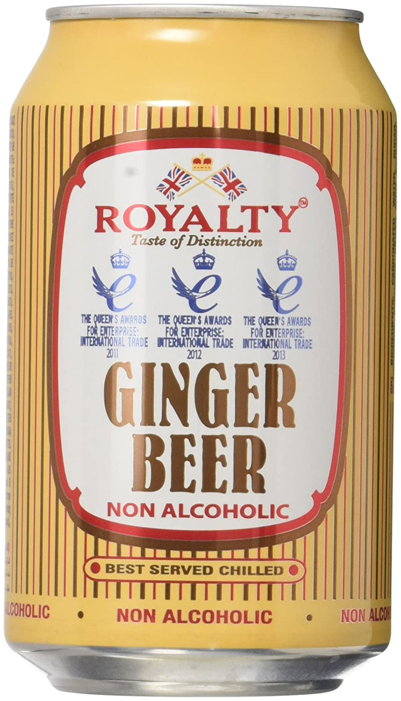Royalty Ginger Beer Non Alc.