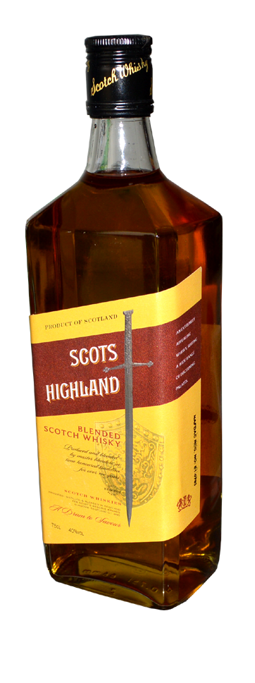 Scots Highland Whisky 75cl