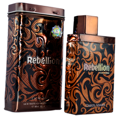 Chris Adams Rebellion Perfume