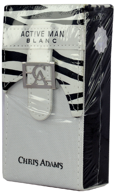 Chris Adams Blanc Perfume