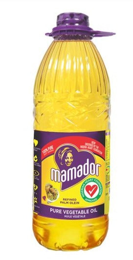 Mamador Vegetable Oil