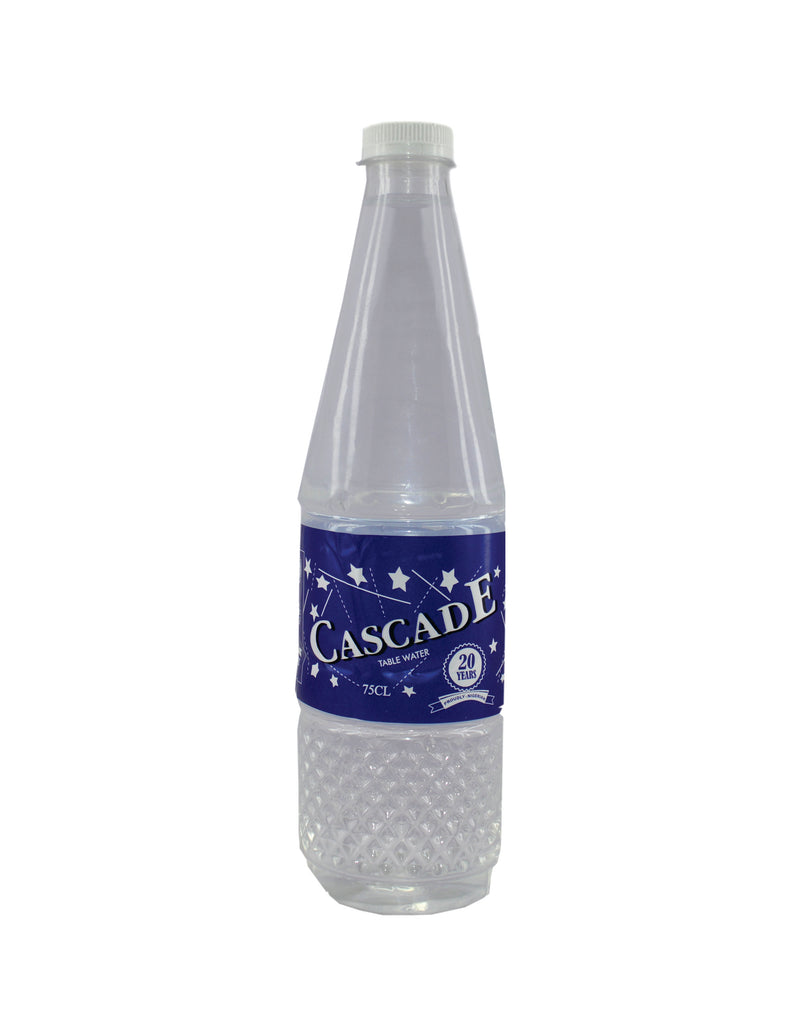 Cascade Table Water 75cl