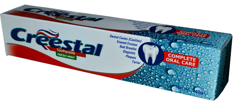 Creestal Toothpaste Fresh Mint