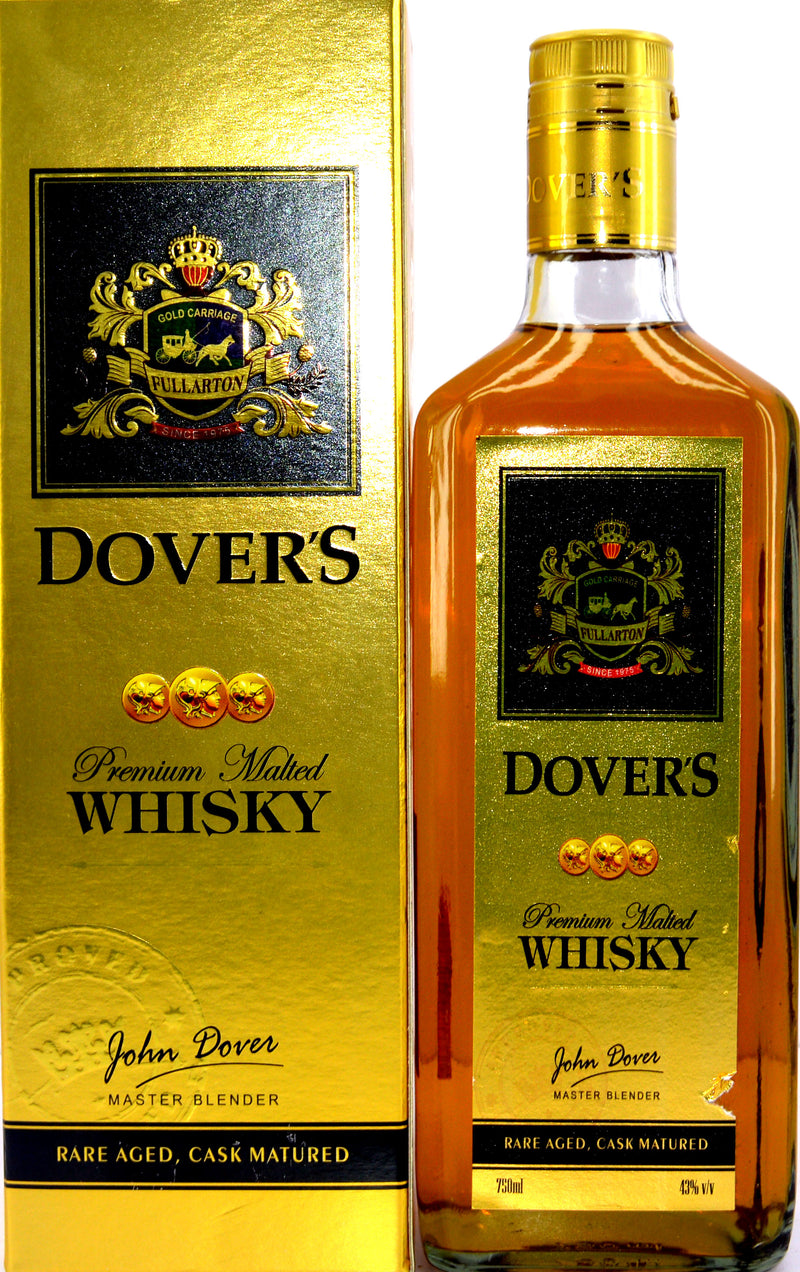 Dover's Whisky 750ml