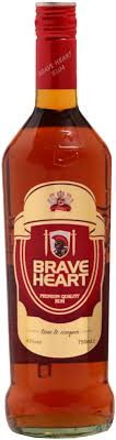 Brave Heart Rum 70cl