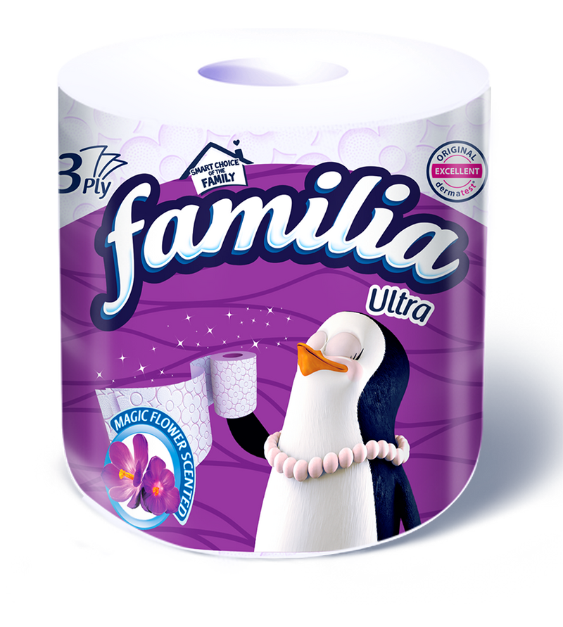 Familia Magic Flower 3Ply