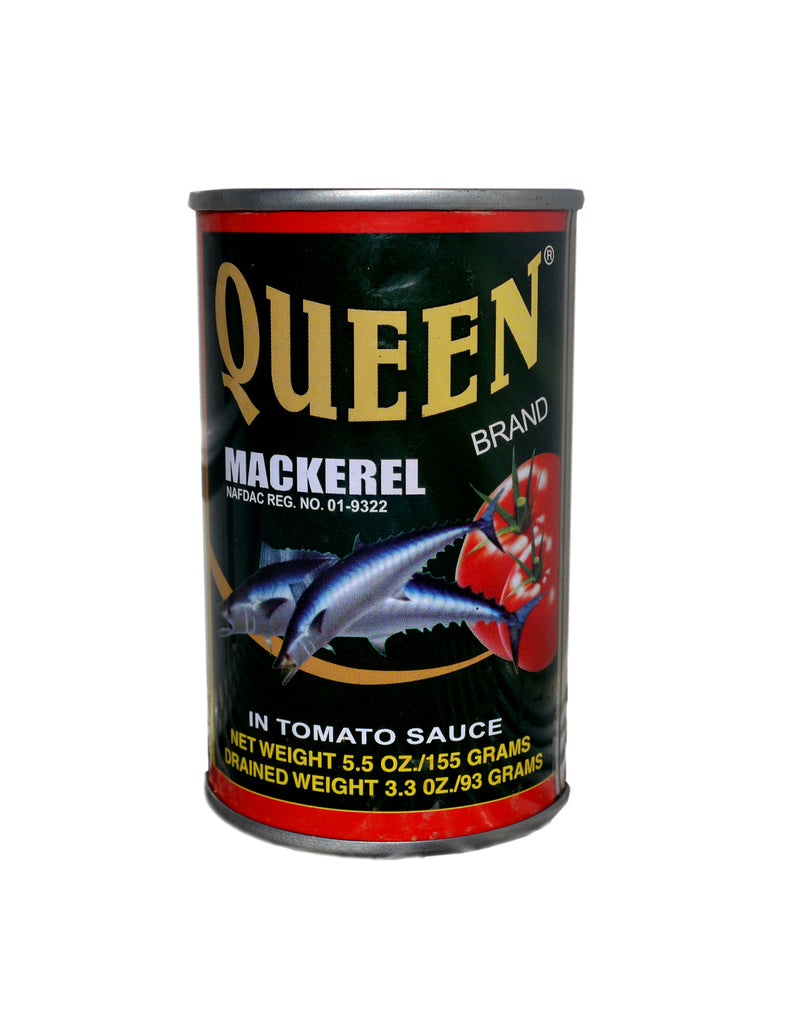 Queen Mackerel Tomato 155g