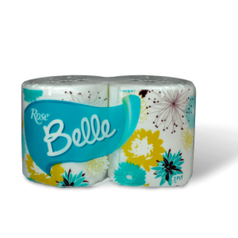 Rose Belle Tissue Twin Pack
