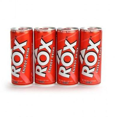 Rox Energy Drink Can 250ml
