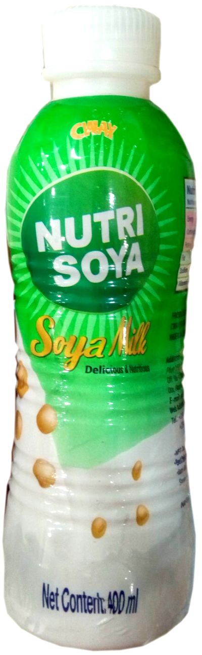 Cway Nutri Soya Milk 400ml
