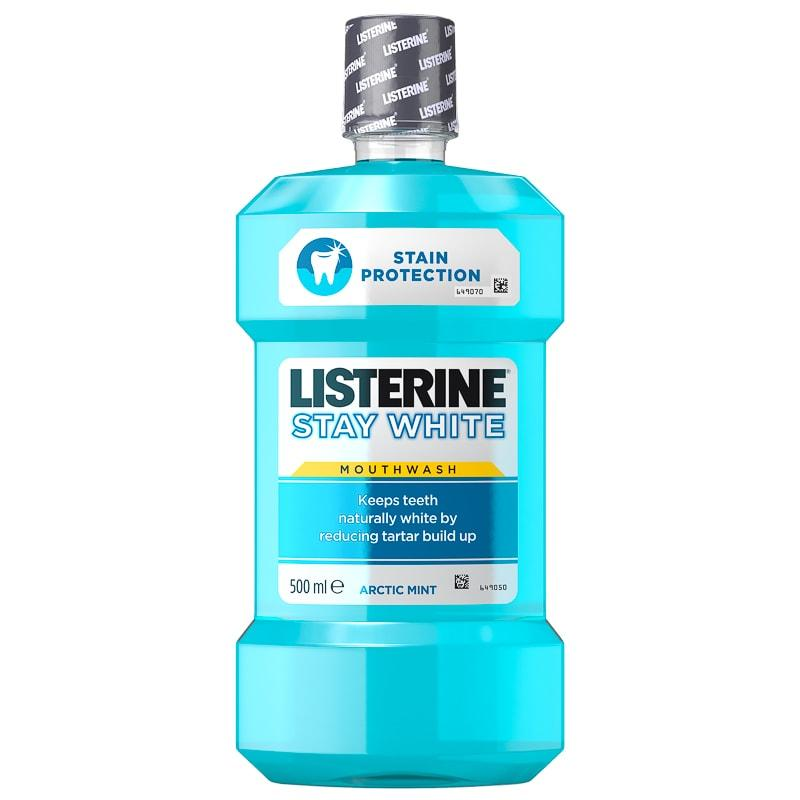 Listerine Stay White Mouth Wash