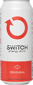 Switch Energy Drink 500ml