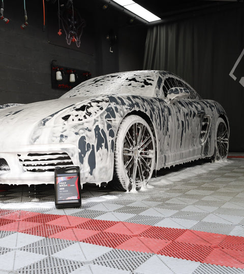 How about Foam Washing on your car - SGCB AUTOCARE