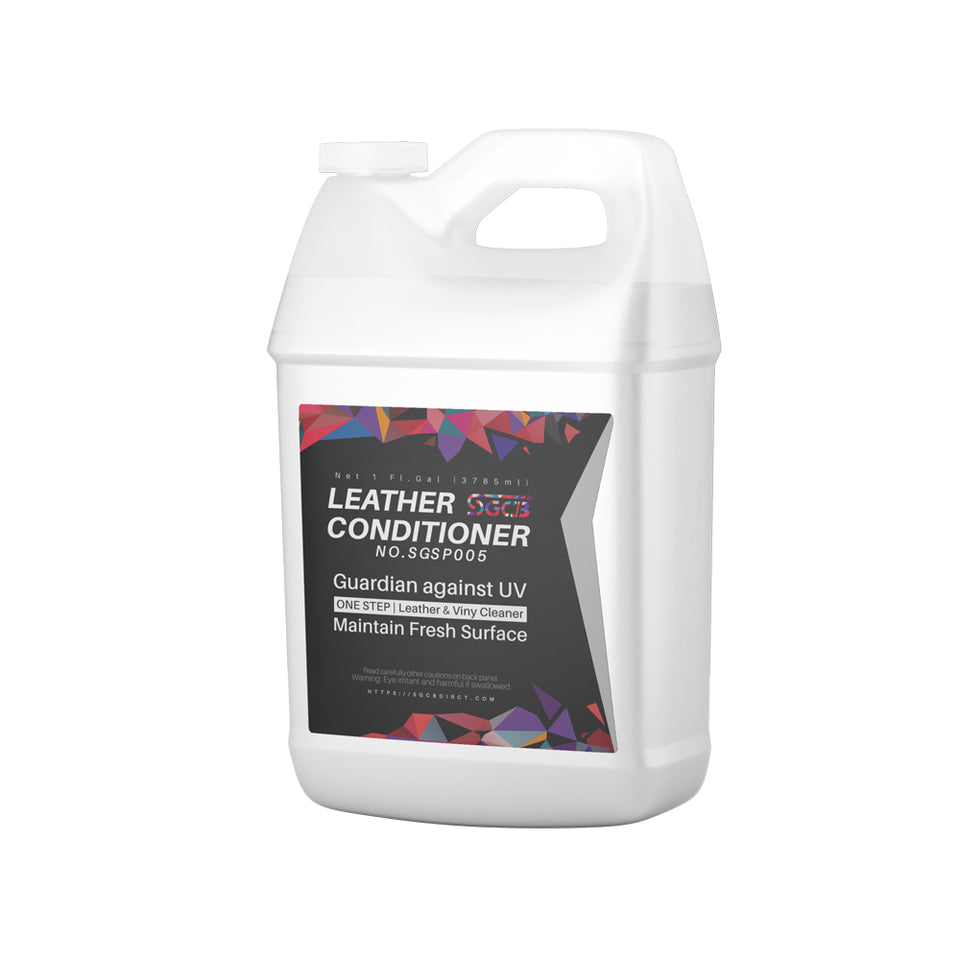 SGCB Leather Conditioner 1Gal