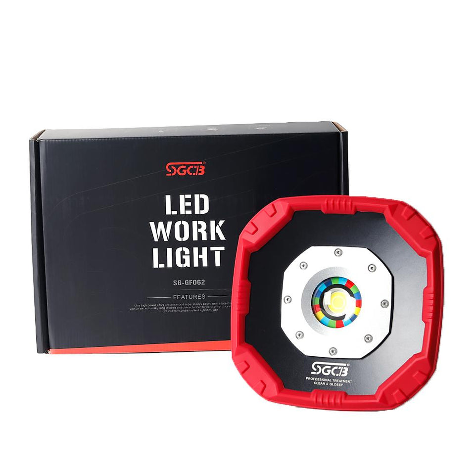 Color Match LED Worklight