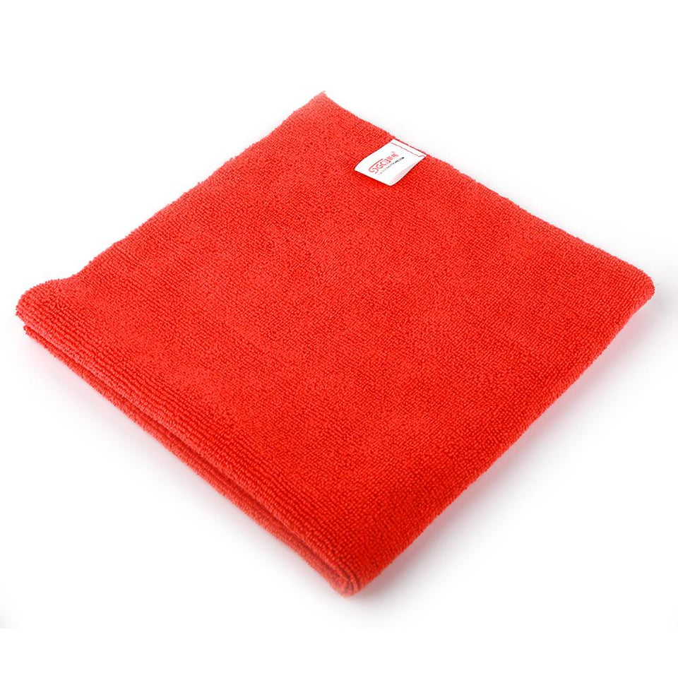 "16"" x 16"" Edgeless Microfiber Car Wash Drying Clean Towel - SGCB AUTOCARE"