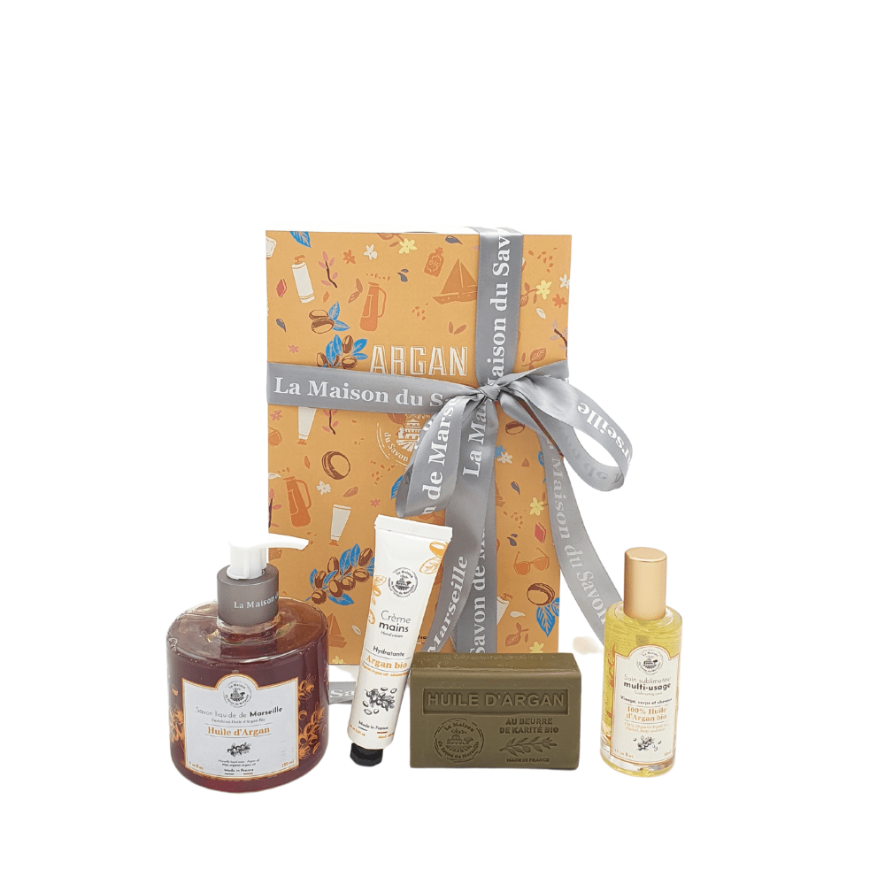 Argan Gift Set - Argan Oil