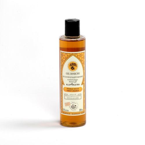 Scented Aleppo Shower Gel - SOFT ORANGE - La Maison Du Savon De Marseille - Liquid Soaps