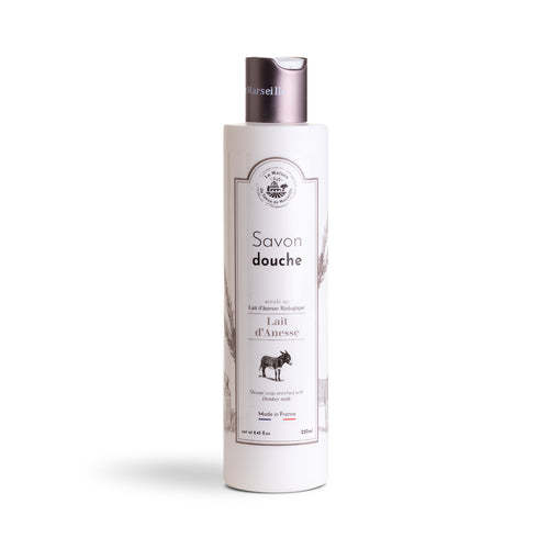 Shower Soap 250ml - DONKEY MILK - La Maison Du Savon De Marseille - Liquid Soaps