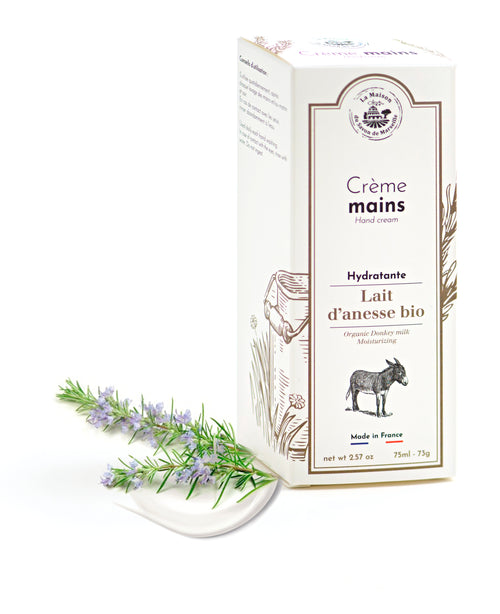 Hand Cream 75ml - DONKEY MILK - La Maison Du Savon De Marseille - Body Care
