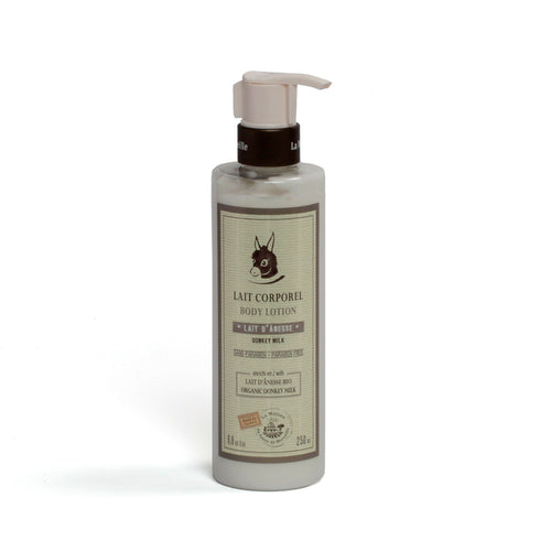 Body Lotion 250ml - DONKEY MILK - La Maison Du Savon De Marseille - Body Care