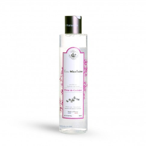 Micellar Water 250ml - CHERRY BLOSSOM - La Maison Du Savon De Marseille - Face Care