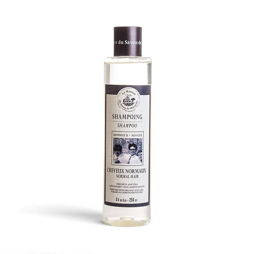 Normal Hair Shampoo 250ml - MISTER - La Maison Du Savon De Marseille - Hair Care