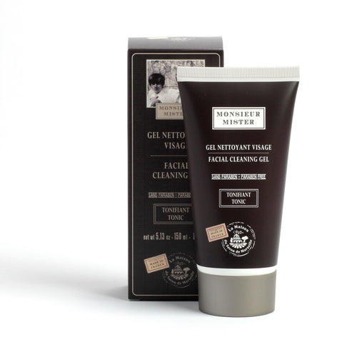 Face Cleansing Gel 150ml - MEN - La Maison Du Savon De Marseille - Face Care