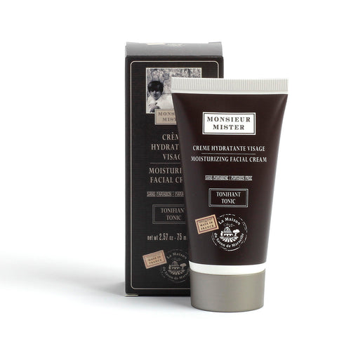 Moisturizing Face Cream 75ml - MEN - La Maison Du Savon De Marseille - Men