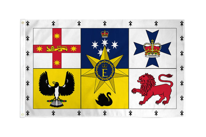 Australia Royal Flag