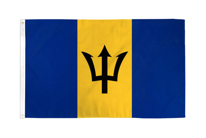 Barbados Waterproof Flag