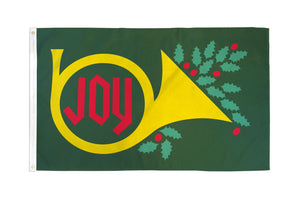 Christmas Joy Flag