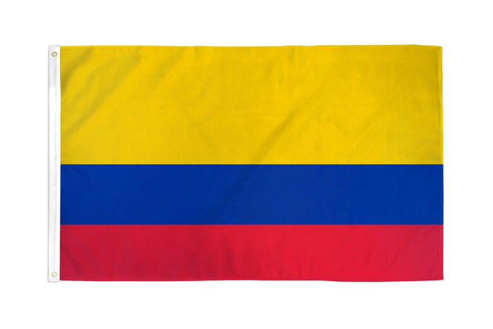 Colombia Waterproof Flag