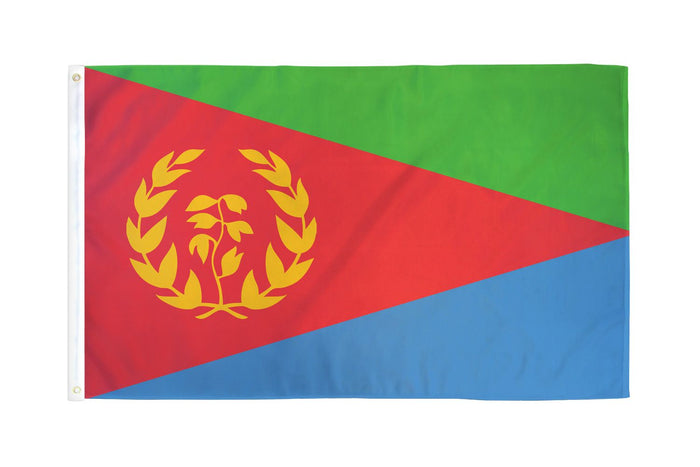 Eritrea Waterproof Flag
