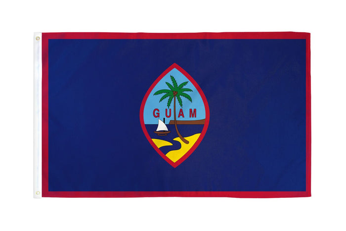 Guam Waterproof Flag