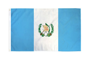 Guatemala Waterproof Flag