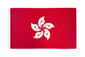 Hong Kong Flag