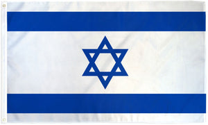 Israel Waterproof Flag