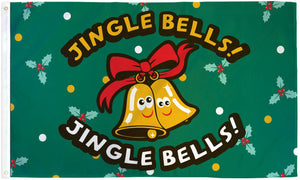 Jingle Bells Flag