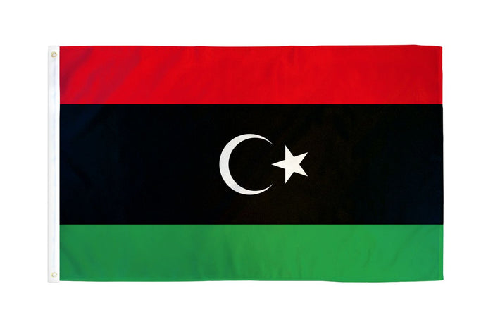 Libya Kingdom Flag