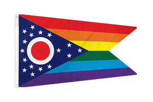 Ohio (Rainbow) Flag