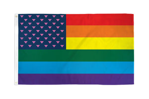 Rainbow Glory Flag